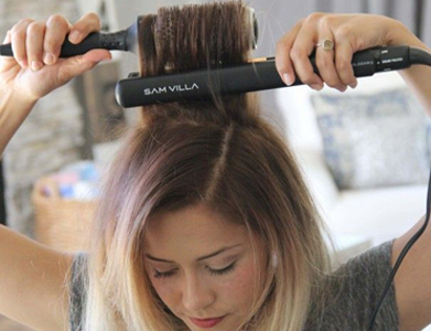 Как сделать волосам объем