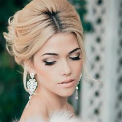 Картинки по запросу макияж невесты