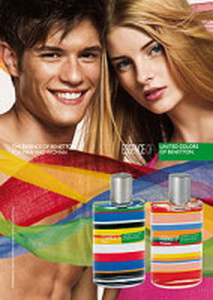 Essence of United Colors of Benetton - новый аромат Benetton