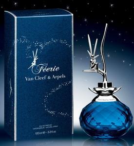 Feerie - новый аромат от Van Cleef and Arpels