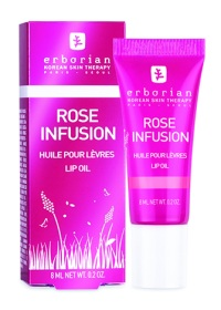 Erborian Rose Infusion Lip Oil