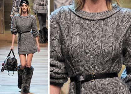 20 ноя 2013 Модные свитера в холодную погоду - вещь первой необходимости. Модные дома, такие как Burberry, Chanel