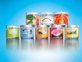 Коллекция ароматов для дома от Slatkin & Co