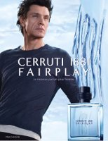 Cerruti представит новый мужской аромат 1881 Fairplay