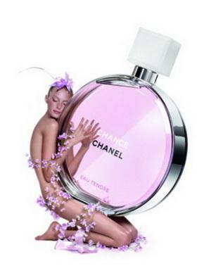 Chance Eau Tendre - новая интерпретация легендарного аромата Chanel