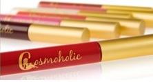Жидкая помада Cosmoholic объединила лучшие черты помады и блеска для губ