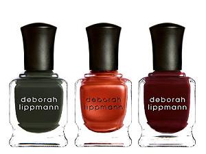 Lippmann Collection – осенняя коллекция лаков для ногтей от Deborah Lippmann