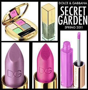 «Тайный сад» Dolce & Gabbana