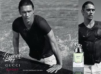 Gucci by Gucci Sport pour Homme: новый аромат итальянского дома