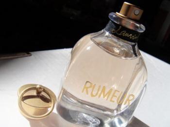 Lanvin Rumeur: лучший цветочный аромат для лета