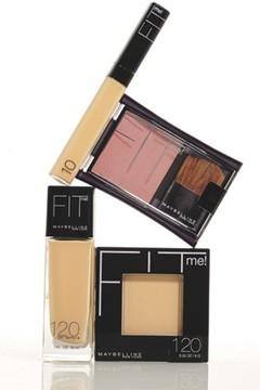 Fit me - средства для легкого макияжа от Maybelline