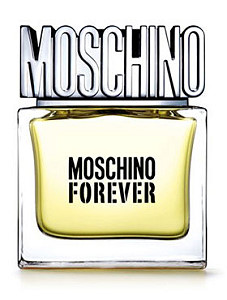 Forever – новый аромат от модного бренда Moschino