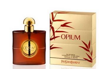 Легендарный YSL Opium обзавелся новой «внешностью»