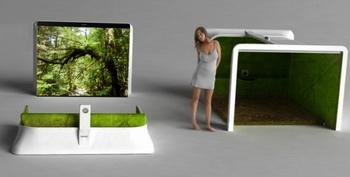 E-Sens - диван и телевизор, которые экономят место
