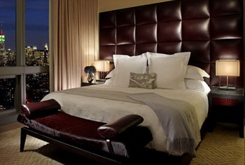 Дональд Трамп открывает новый отель в Нью-Йорке