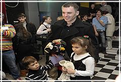 Московская премьера «Алисы в Стране Чудес» - фоторепортаж