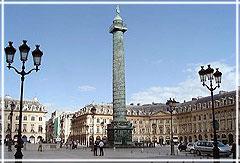 Вандомская площадь – ювелирная Мекка