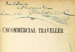 Рукописи Чарльза Диккенса будут проданы с аукциона Christie's