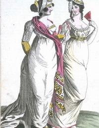 Мода xix века история развития модной одежды мода 19 века