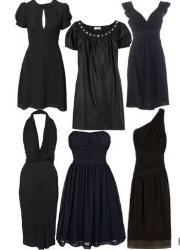 Маленькое черное платье - культовая классика