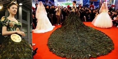 Самые красивые платья в мире цены