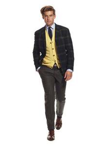 Мужской костюм 2016: новое слово в мужской моде