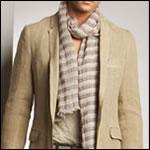 завязать шарф, гид мужского стиля