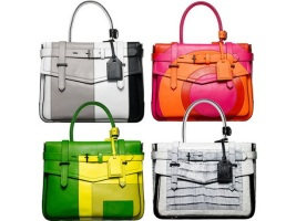 Красочная коллекция сумок от Reed Krakoff