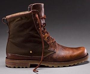 Barbour и Rockport представили лимитированную коллекцию обуви