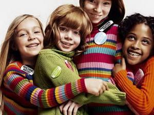 Benetton устроил модный показ для детей