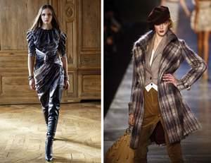 Неделя моды в Париже: привкус декаданса