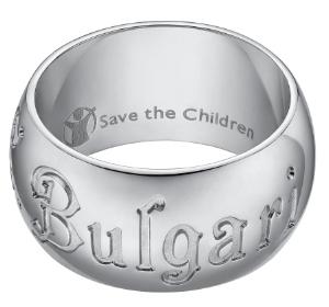 Благотворительная кампания Bulgari