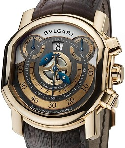 Стильные часы Bulgari Papillon Chronograph