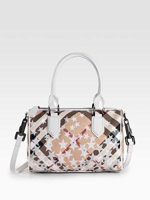 «Звездная» сумка Burberry