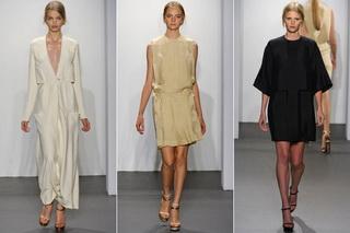 Простота, легкость и натуральность в весенней коллекции Calvin Klein