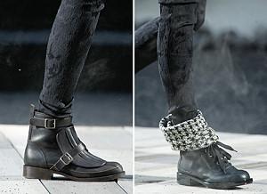Chanel возвращает в моду байкерский шик