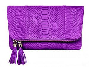 Экзотическая роскошь в новой коллекции сумок Coccinelle