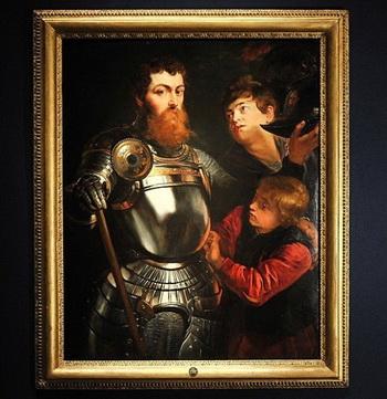 Семья принцессы Дианы продала с аукциона картину Рубенса