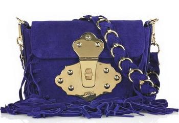 Сумка с бахромой Emilio Pucci - яркий аксессуар для летнего гардероба