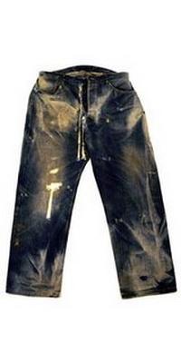 Самые дорогие в мире джинсы