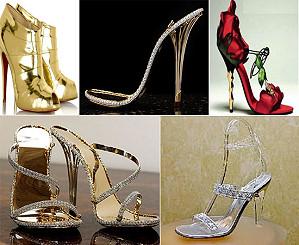 Самые дорогие женские туфли в мире