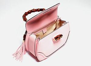 Gucci представит эксклюзивную коллекцию сумок