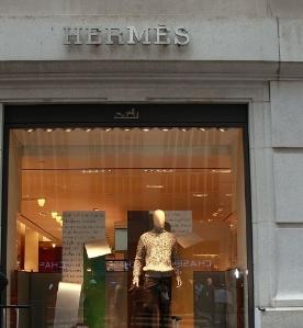 Прибыль Hermes растет, несмотря на кризис