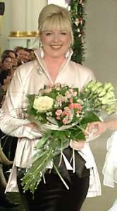 Русскую коллекцию Haute couture представила в Риме Юлия Янина