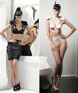 Жан-Поль Готье и La Perla выпустили совместную коллекцию женского белья