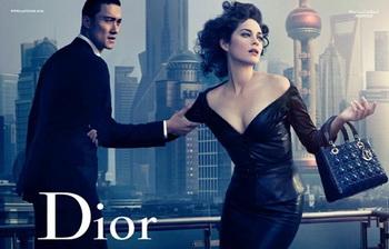 Дэвид Линч и Dior - новый творческо-коммерческий тандем