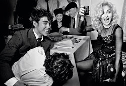 Мадонна стала итальянской мамой
