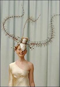 Самая дорогая в мире шляпа стоит 2,7 миллиона долларов