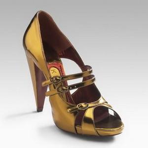 Джонатан Келси представит дебютную коллекцию обуви Mulberry