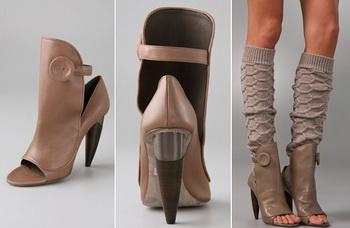 Оригинальные туфли Omelle Estella Apron